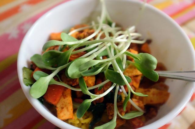 mistička salátu