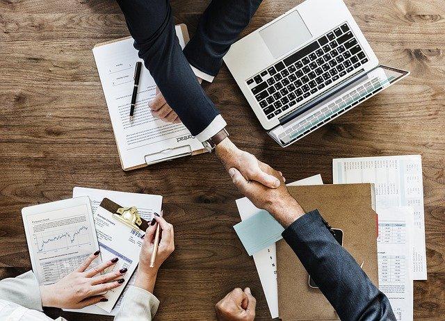 Podnikání, Papírování, Dohoda