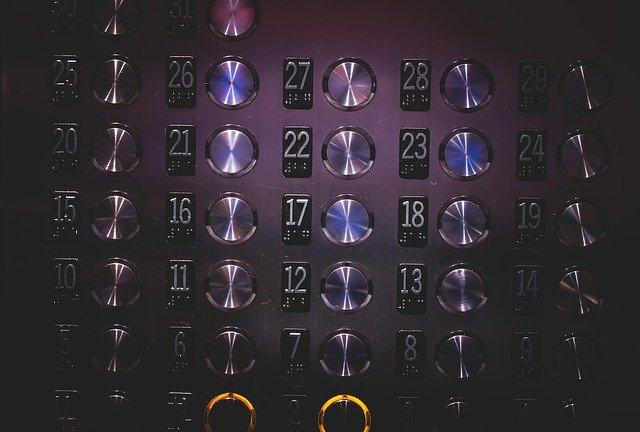 ovládací tlačítka