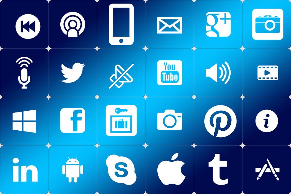 symboly internetu
