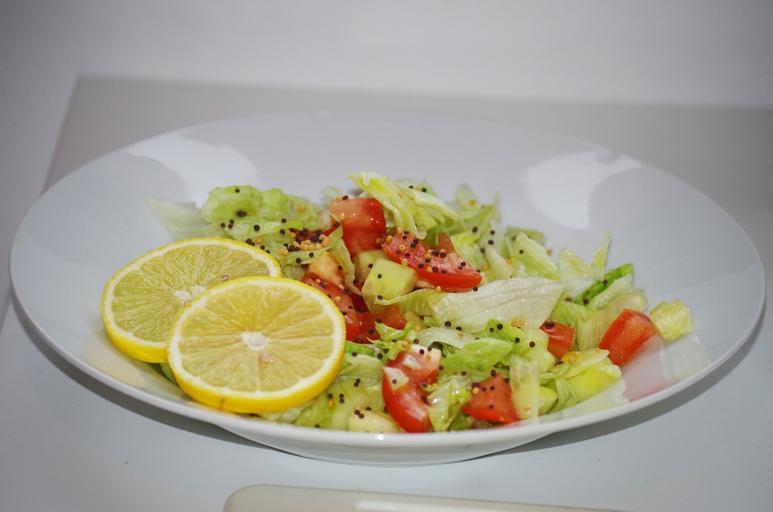 zeleninová salát